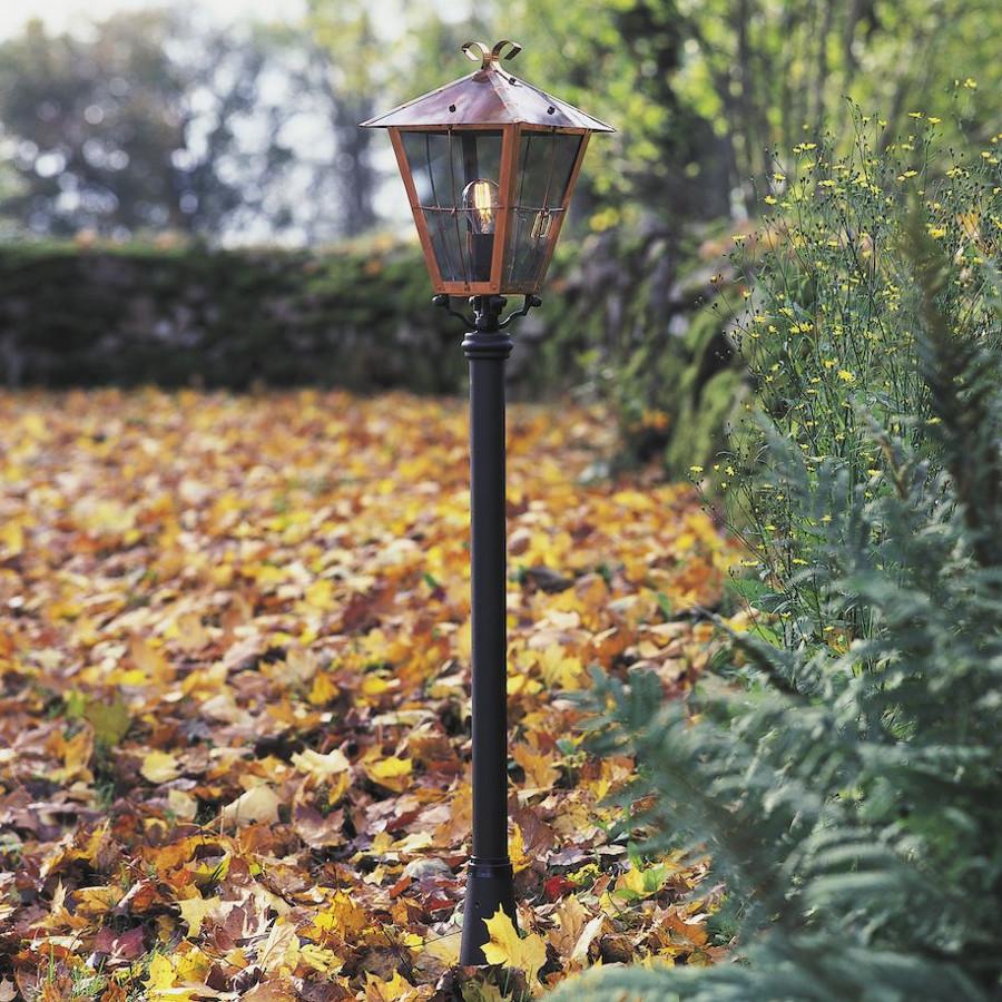 Onderhouden tuinverlichting