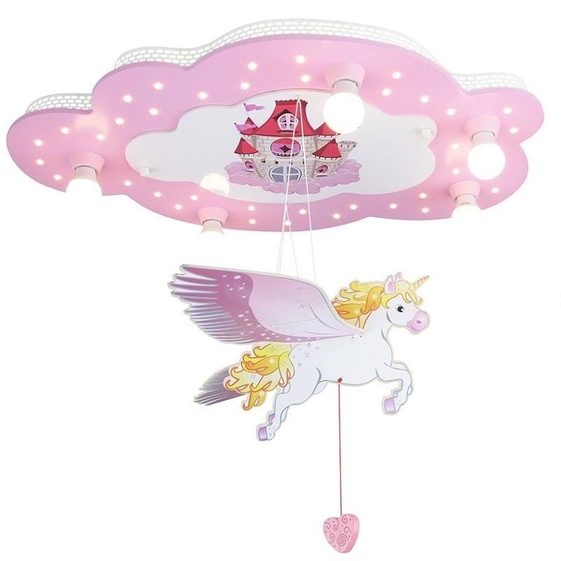 Roze Prinsessenlampen