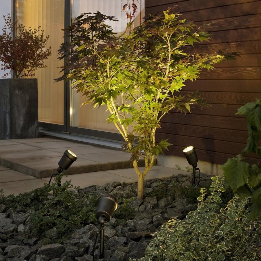 Sfeer maken met tuinverlichting