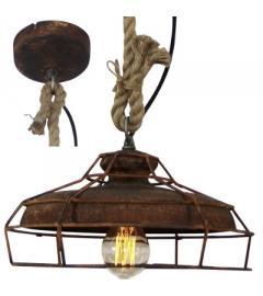 Industri le lamp lampenzo designverlichting tegen for Freelight lampen