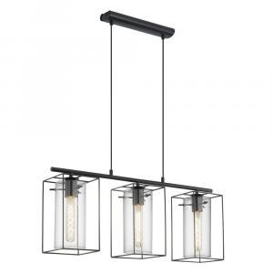 Hanglamp drie kappen