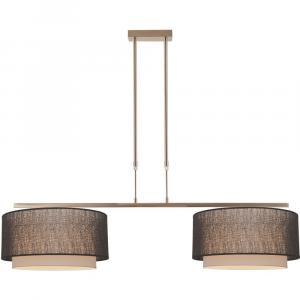 Hanglamp dubbele kap
