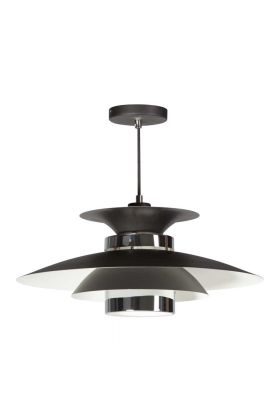 ETH Potenza hanglamp 05-HL4093-30 zwart