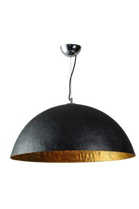 ETH Mezzo Tondo hanglamp 70cm 05-HL4172-3034 zwart/goud