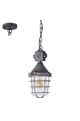 ETH Bond hanglamp 05-HL4363-17 staal
