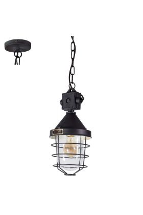 ETH Bond hanglamp 05-HL4363-30 zwart
