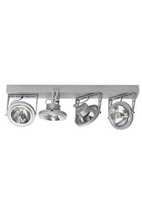 ETH Lofar projectspot 05-SP1280-17 mat zilver