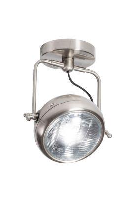 ETH Headlight wandspot 05-SP1250-1117 staal