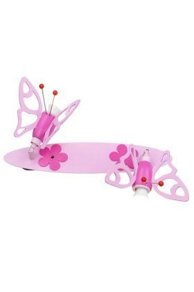Spot Vlinder roze