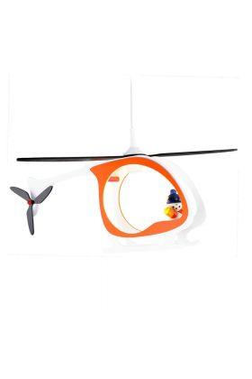 Hanglamp Helikopter Joe oranje