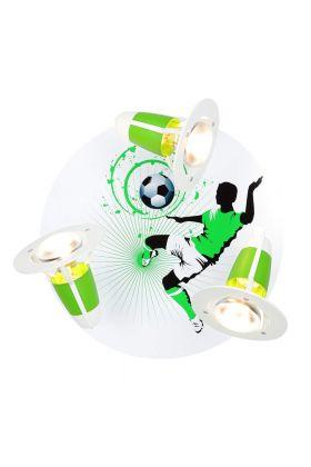 Spot Voetbal groen