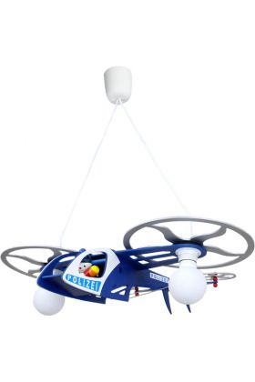Hanglamp Politie helikopter Joe 60cm