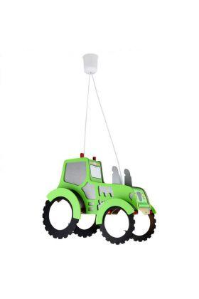 Hanglamp Tractor groen