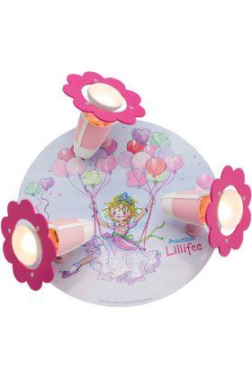 Plafondlamp Lillifee Ballonschommel 30cm