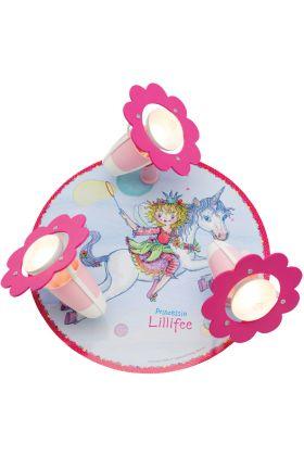 Plafondlamp Lillifee Eenhoorn 30cm