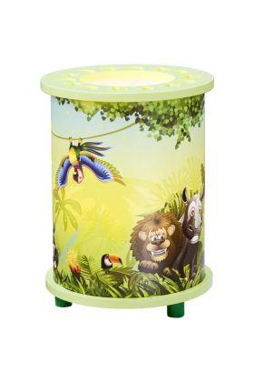 Tafellamp Wildernis groen
