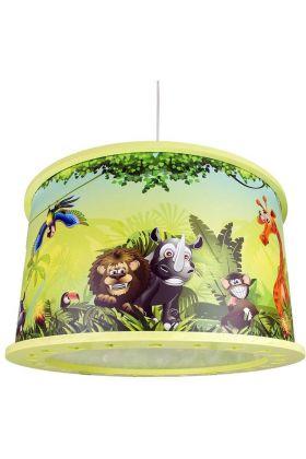 Hanglamp Wildernis groen