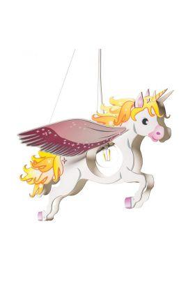Hanglamp Eenhorn wit