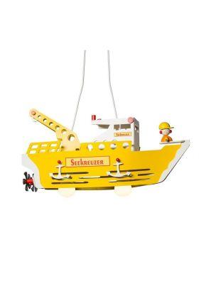 Hanglamp Seekreuzer Markus geel
