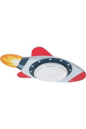 Plafondlamp Raket Starlight 80cm