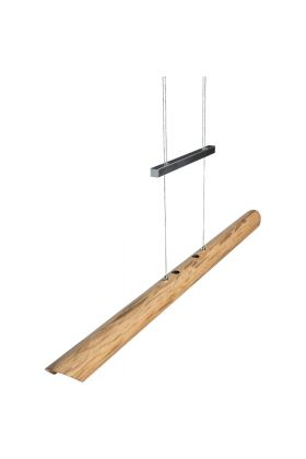 Hanglamp Colombia S eiken 120cm