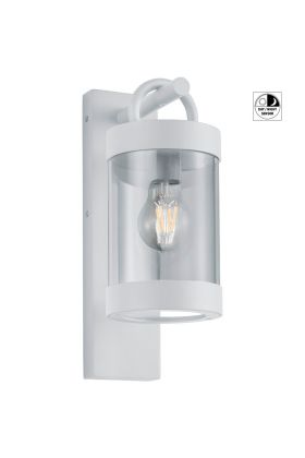 Sensorlamp Sambesi wit 33cm