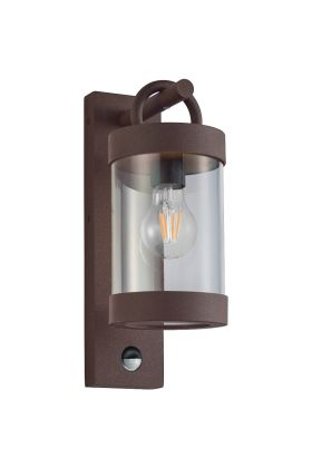 Sensorlamp Sambesi roest 33cm