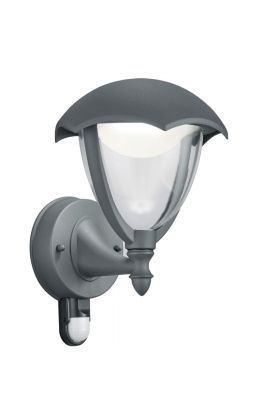 Trio Gracht 221969142 sensorlamp antraciet