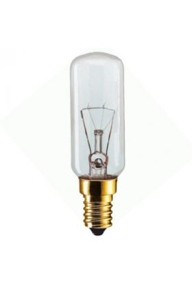 Gloeilamp Buislamp 25x85mm E14 230V 25W helder