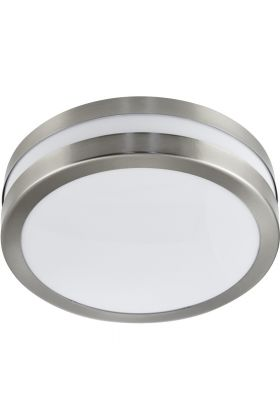 Searchlight 2641-28 plafondlamp staal