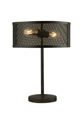 Searchlight Fishnet 2822-2BK
