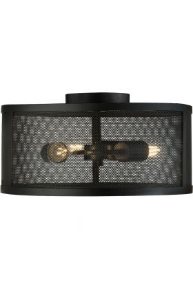 Searchlight Fishnet 2843-3BK