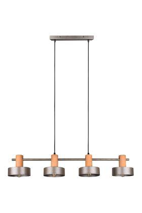 Hanglamp Gaya staal 90cm