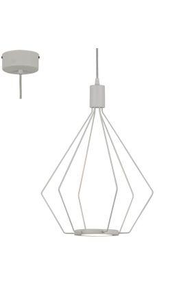 Eglo Cados 39319 hanglamp wit
