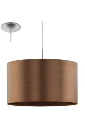 Eglo Saganto 39356 hanglamp koper