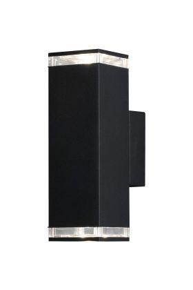 Konstsmide Antares 407-750 wandlamp zwart