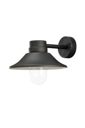Konstsmide Vega 412-750 wandlamp zwart