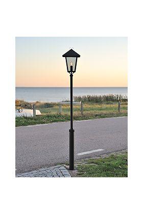 Konstsmide Benu 437-750 lantaarnpaal zwart