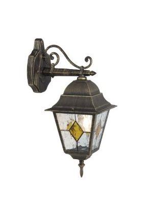 Brilliant Jason 43882/86 wandlamp zwart