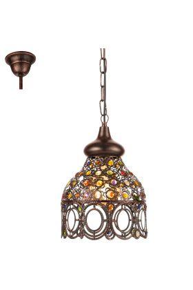 Eglo Jadida 49765 hanglamp koper