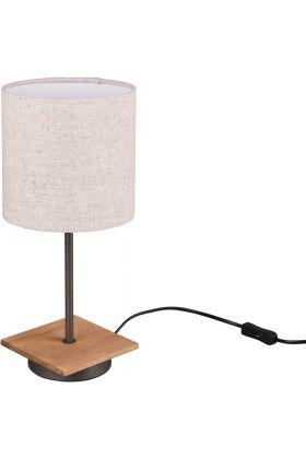 Tafellamp Elmau 502100130 wit 40cm