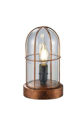Trio Birte 503800162 tafellamp koper