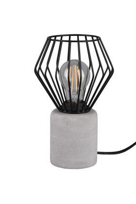 Tafellamp Jamiro 509200132 zwart 24cm
