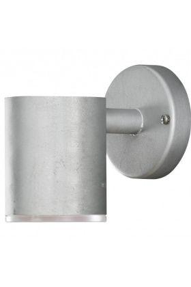 Konstsmide downspot 592-320 wandlamp zink