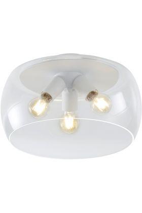Plafondlamp Valente 600600331 wit 40cm