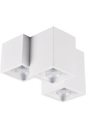 Plafondlamp Fernando 604900331 wit 23cm