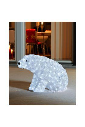 Konstsmide LED acryl ijsbeer laag 6111-203