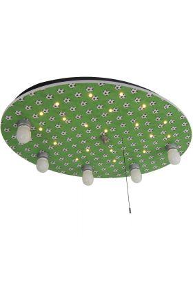 Niermann Voetbal 657 plafondlamp