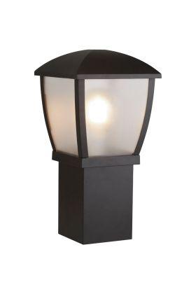 Sokkellamp Seattle 6591-450 zwart 45cm