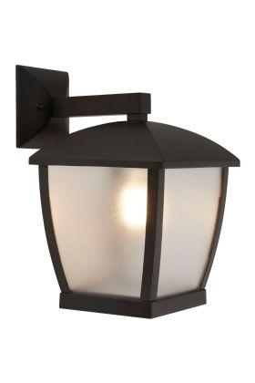 Wandlamp Seattle 6593BK zwart 36cm